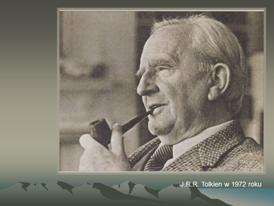 J.R.R. Tolkien w 1972 roku