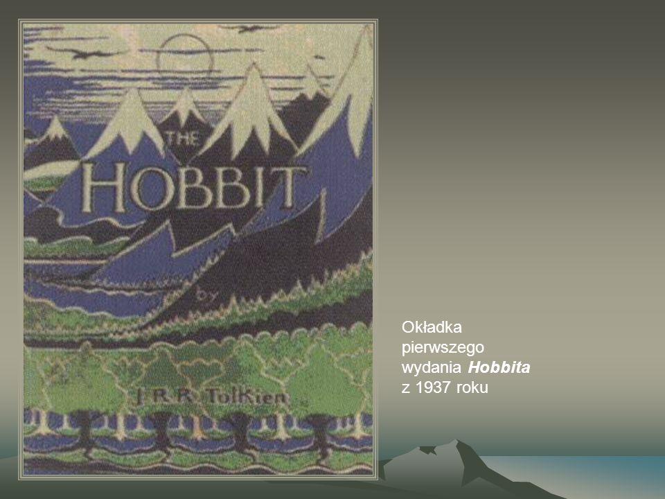 Kraina niziołków, czyli Hobbiton narysowany przez Tolkiena