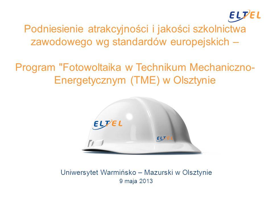 Podniesienie atrakcyjności i jakości szkolnictwa zawodowego wg standardów europejskich – Program