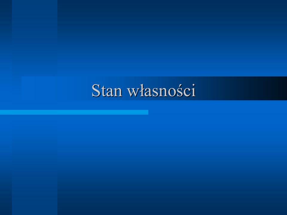 Stan istniejący Ulica Starowarszawska