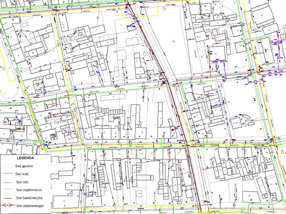 powierzchnia terenu objętego programem rewitalizacji 7,05 ha