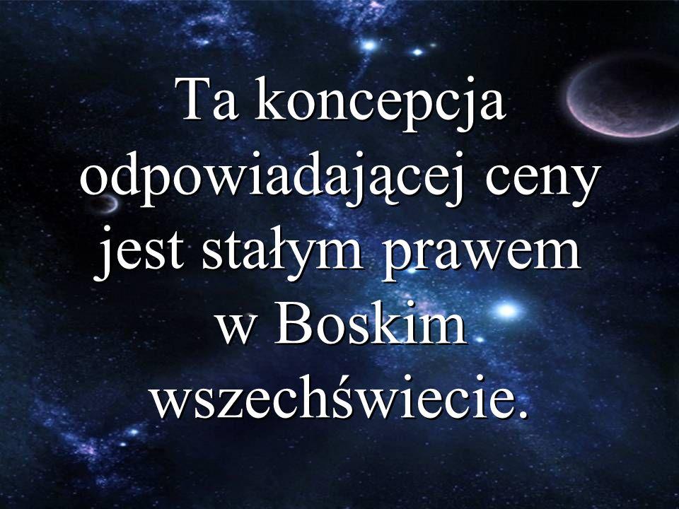 Koncepcja OKUPU wyrażona jest w Księdze Wyjścia 21:23-24Dasz ŻYCIE za ŻYCIE, oko za oko, ząb za ząb