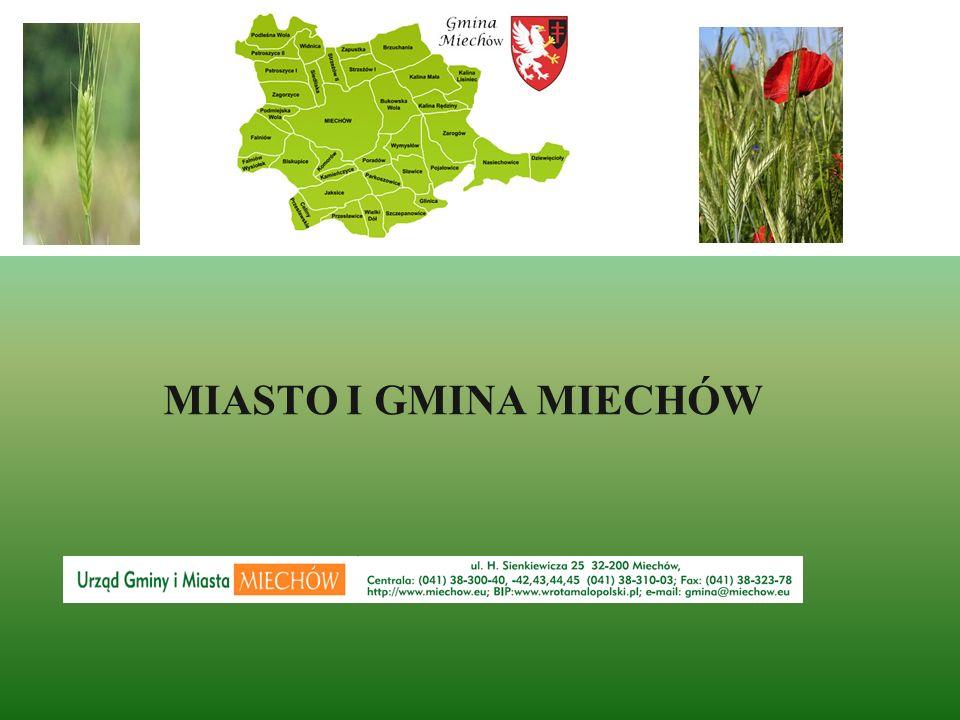 MIASTO I GMINA MIECHÓW