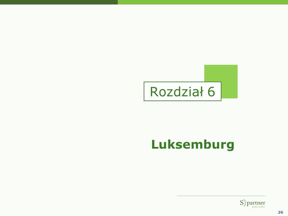 26 Luksemburg Rozdział 6