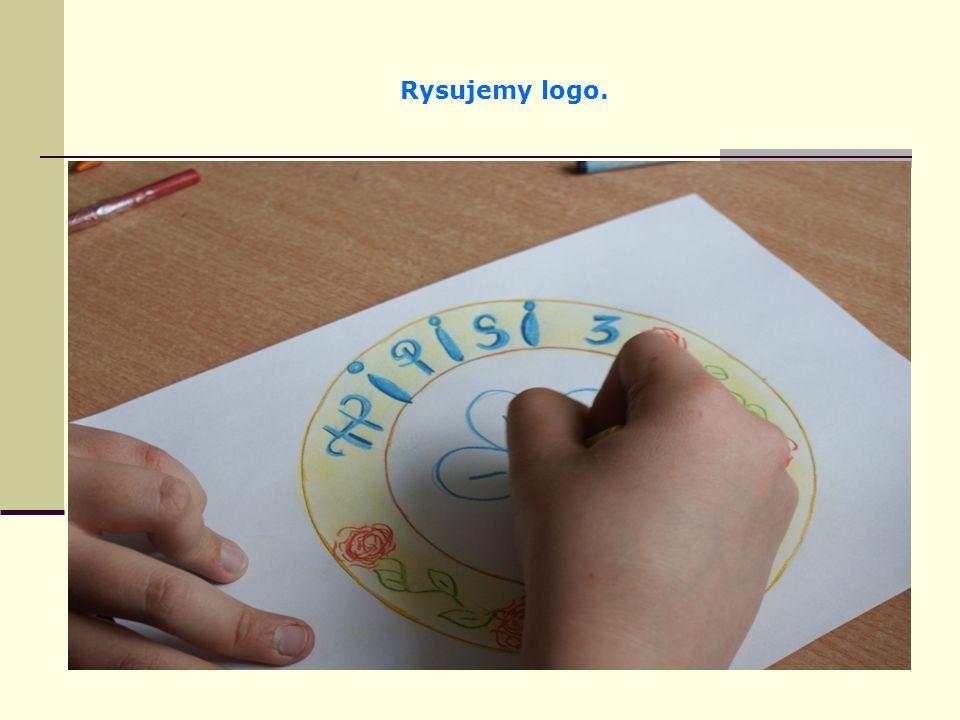 Rysujemy logo.