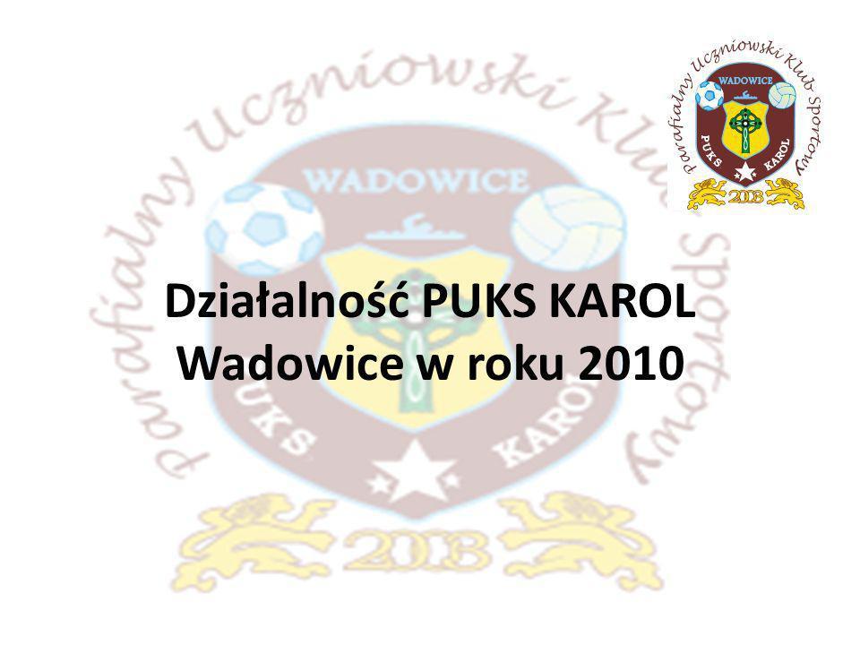W roku 2010 zrealizowaliśmy 10 projektów wspieranych przez Urząd Miejski w Wadowicach, Urząd Marszałkowski Województwa Małopolskiego, Ministerstwo Pracy i Polityki Społecznej – Fundusz Inicjatyw Obywatelskich.