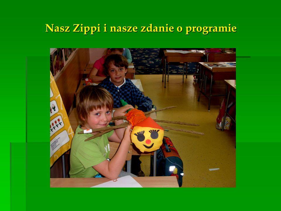 Nasz Zippi i nasze zdanie o programie