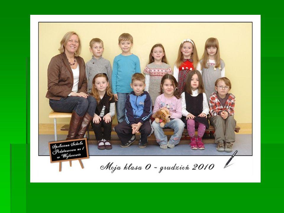 Dzieci uwielbiały zadania polegające na losowaniu scenek, które następnie trzeba było przedstawić.