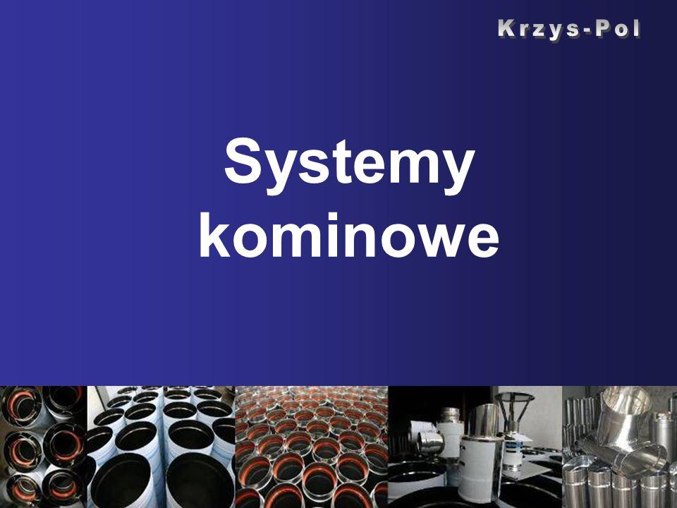 Systemy kominowe