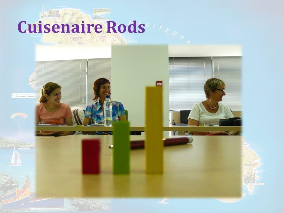 Cuisenaire Rods