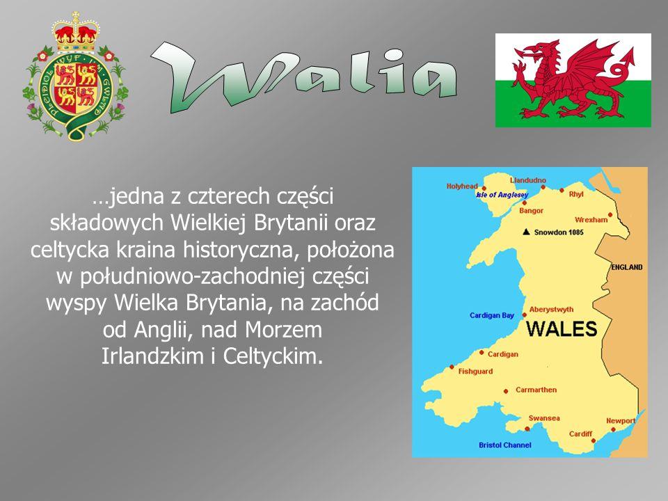 …jedna z czterech części składowych Wielkiej Brytanii oraz celtycka kraina historyczna, położona w południowo-zachodniej części wyspy Wielka Brytania,
