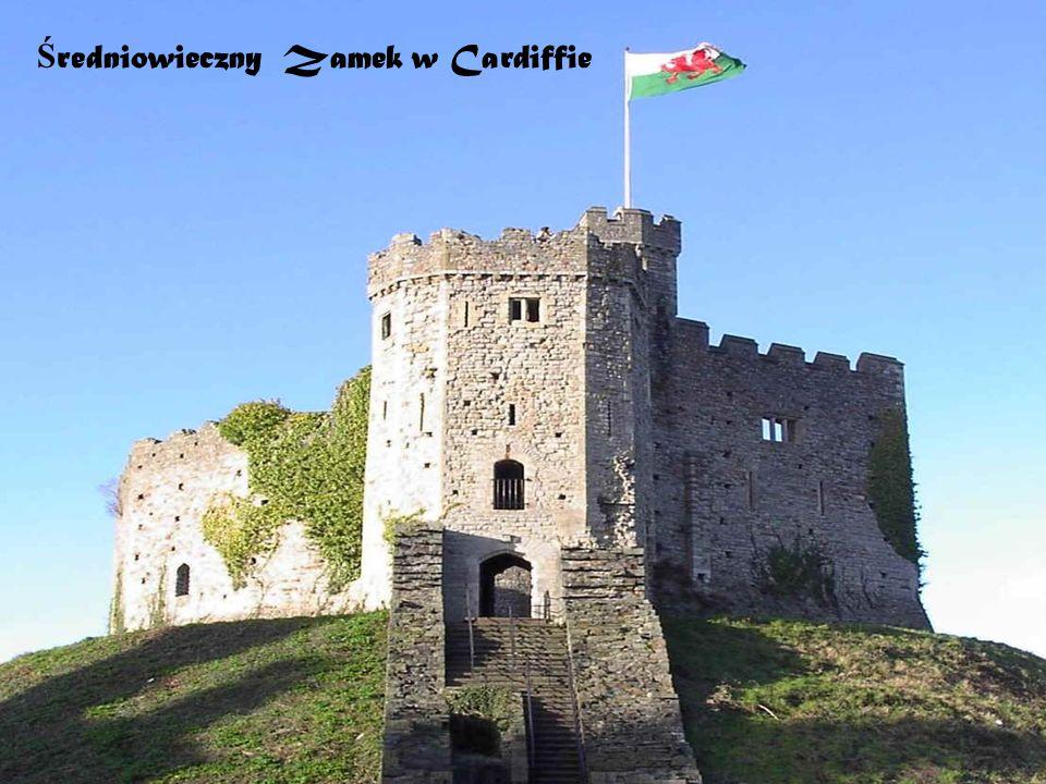 Ś redniowieczny Zamek w Cardiffie