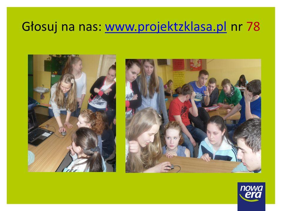Projekt z klasą