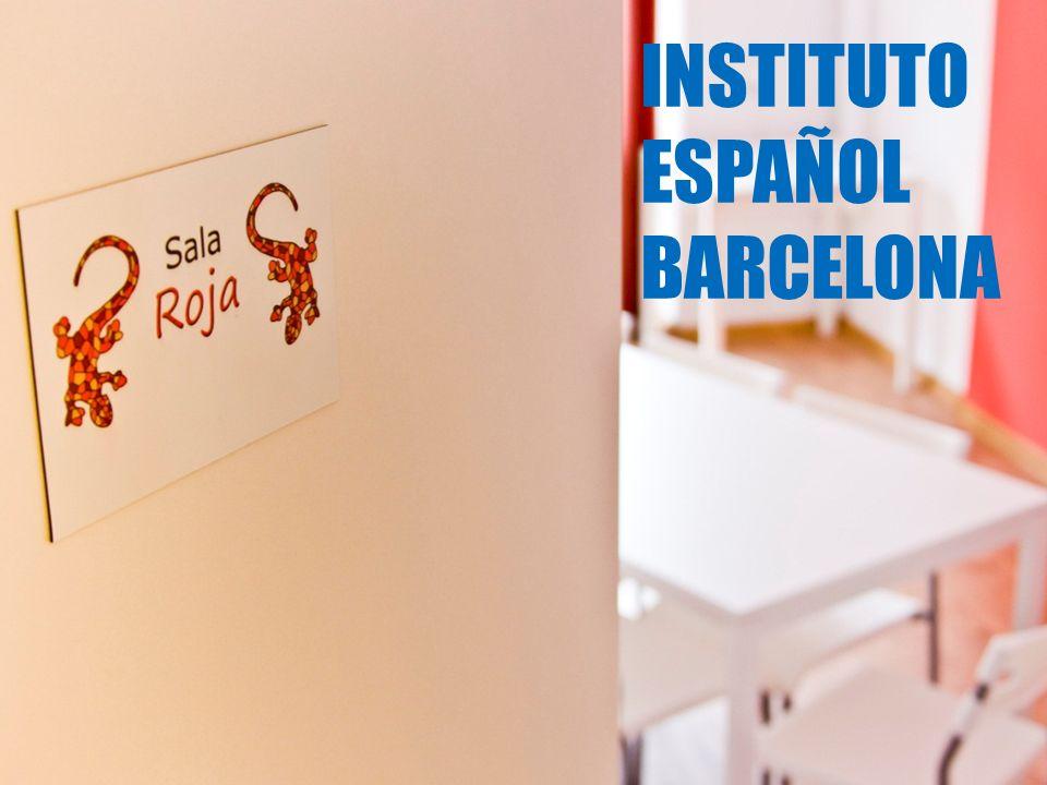 Instituto Español Barcelona to nowa, kameralna oraz w pełni profesjonalna szkoła, która dba o swoich uczniów, oferując świetnie przygotowanych lektorów, ciekawe zajęcia oraz materiały dostosowane do potrzeb każdego ucznia