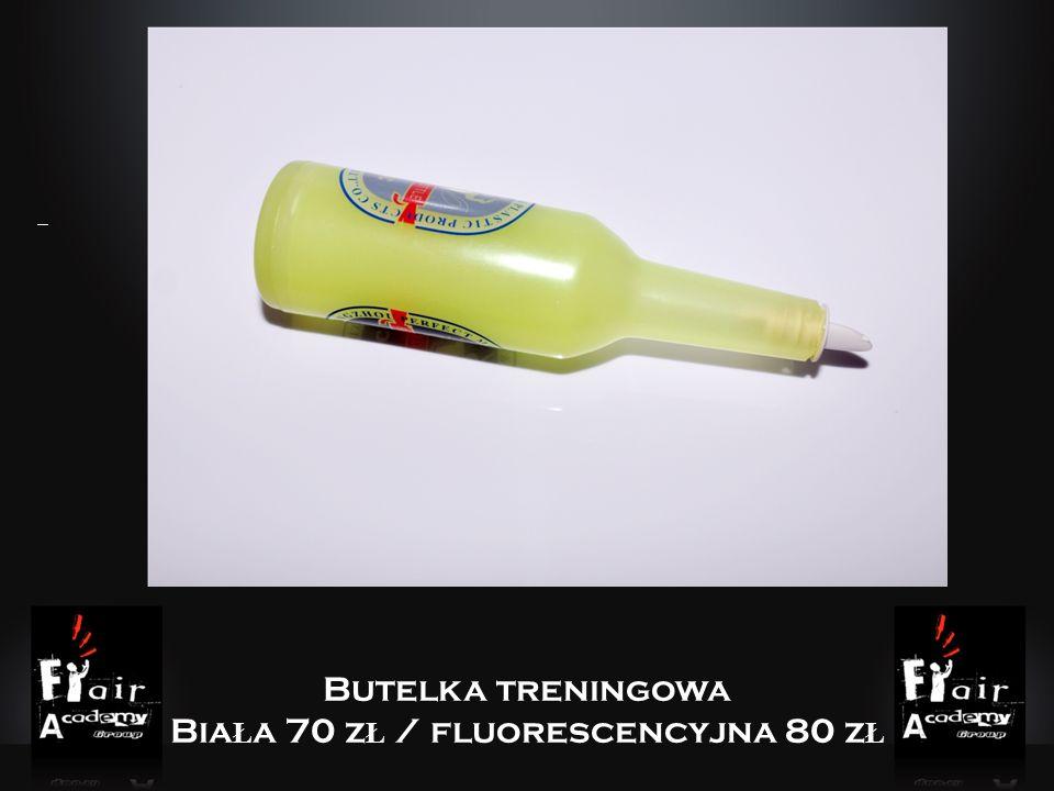 MIX by FLAIR Training programm * Sitko barmańskie Butelka treningowa Bia Ł a 70 z Ł / fluorescencyjna 80 z Ł