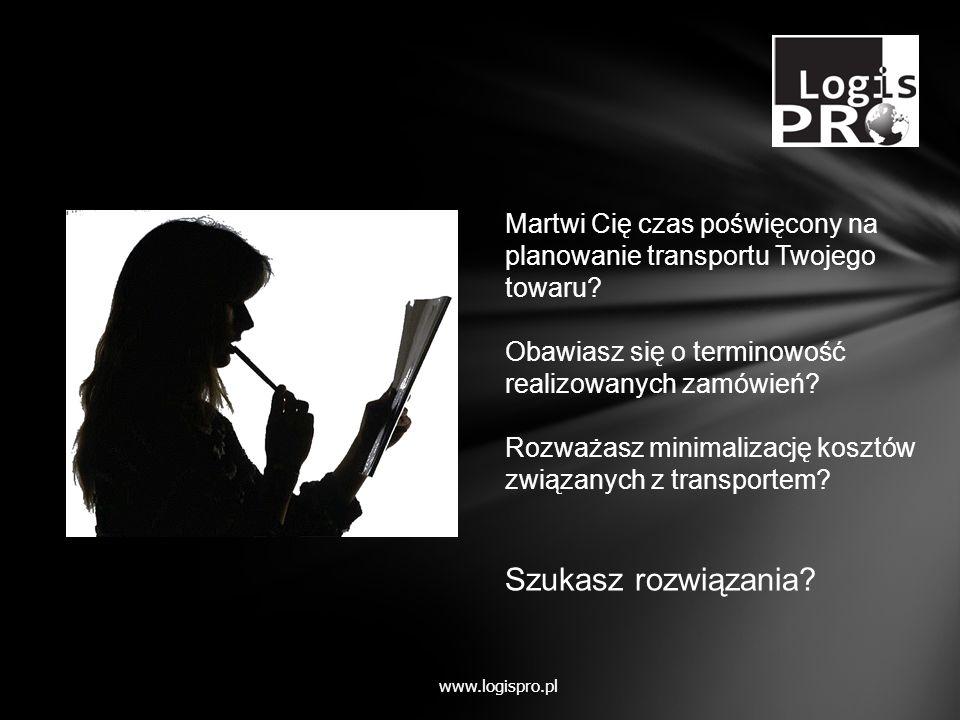 LogisPRO zapewnia indywidualne podejście do klienta.