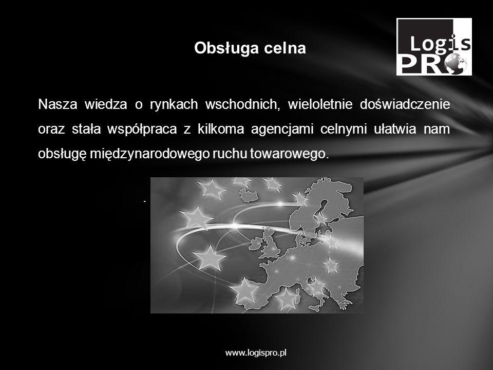 Dedykowany spedytor do obsługi klienta.Outsourcing personelu www.logispro.pl Co zyskuje klient.