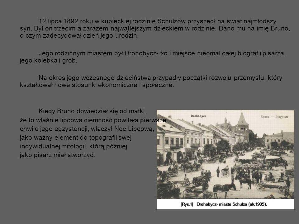 W 1930 roku będąc w Zakopanym poznał Deborę Vogel.