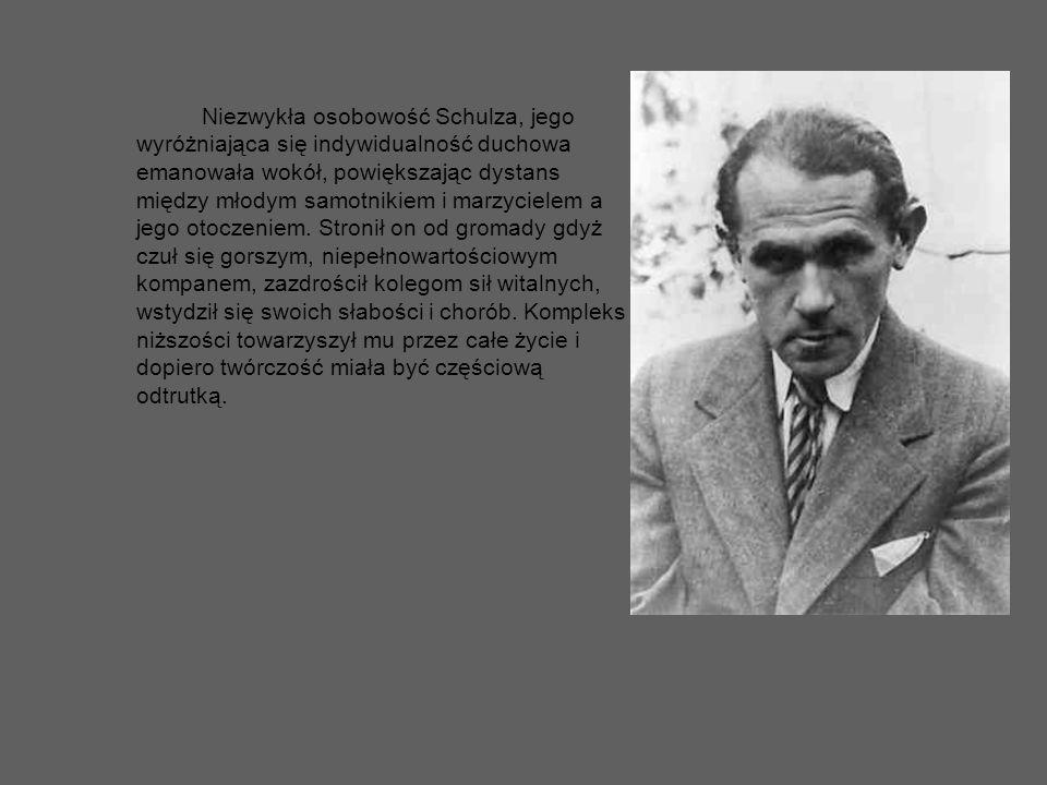 Zaraz po wakacjach 1910 roku Bruno po raz pierwszy w życiu opuścił Drohobycz na dłużej- wyjechał na studia architektoniczne do Lwowa.