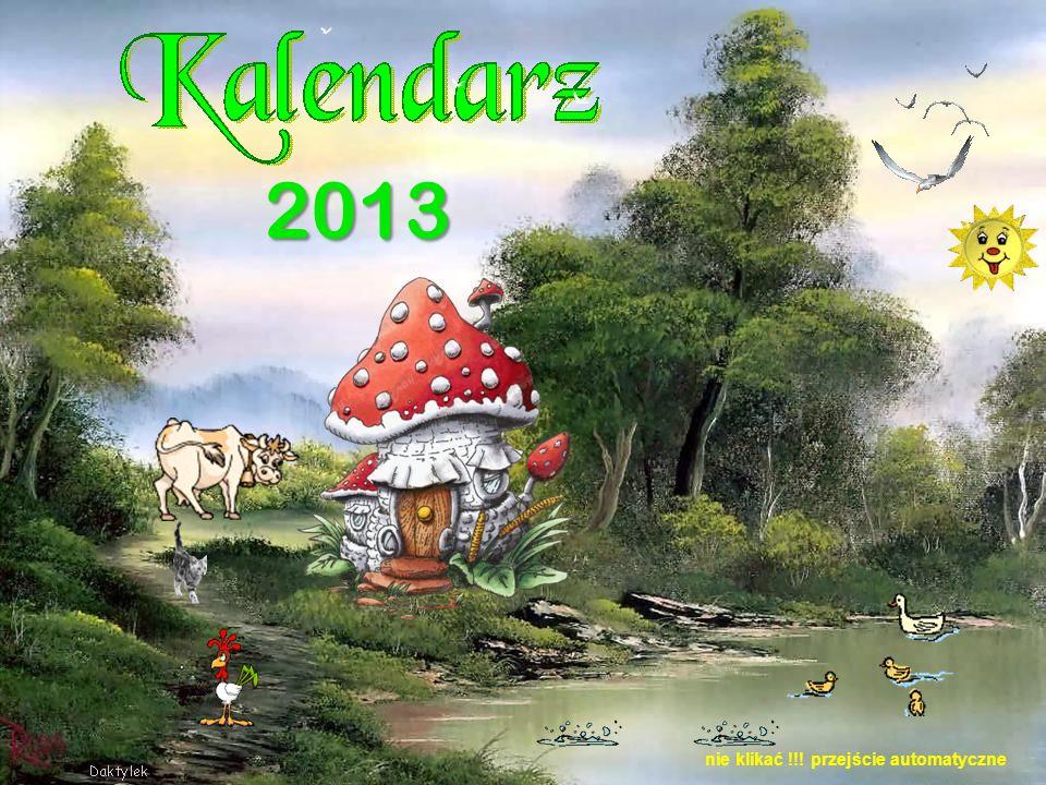 Rok 2013 jeszcze trwa, rozpoczął się ostatni kwartał tego roku, ale jaki wspaniały. Od malowanej brązem i złotem jesieni, pełnej koszy pachnących grzy