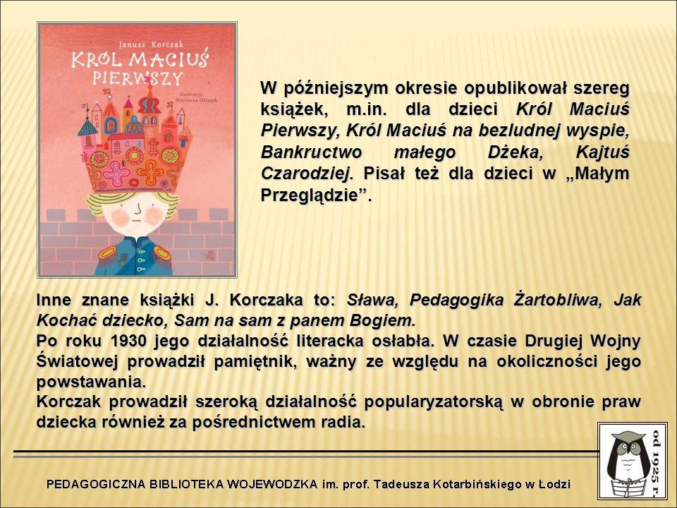 Przed wojną współprowadził wraz z Maryną Falską sierociniec dla dzieci polskich Nasz Dom (1919-1936) mieszczący się na Bielanach przy ulicy Jana Kasprowicza 203, gdzie stosował nowatorskie metody pedagogiczne.