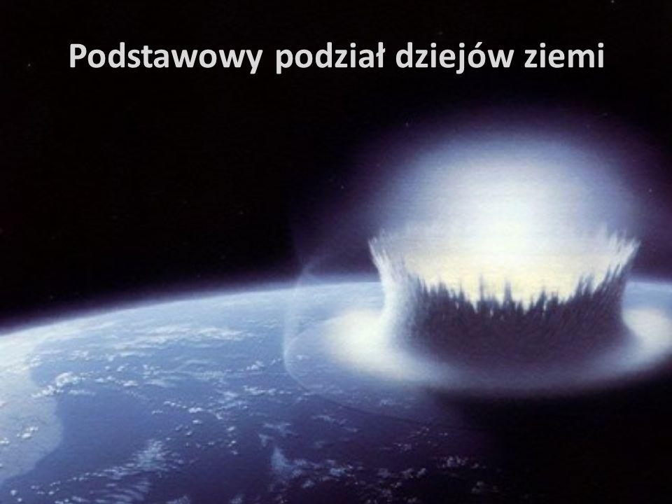 *Era, która rozpoczęła się ok.65 mln lat temu i trwa do dziś.