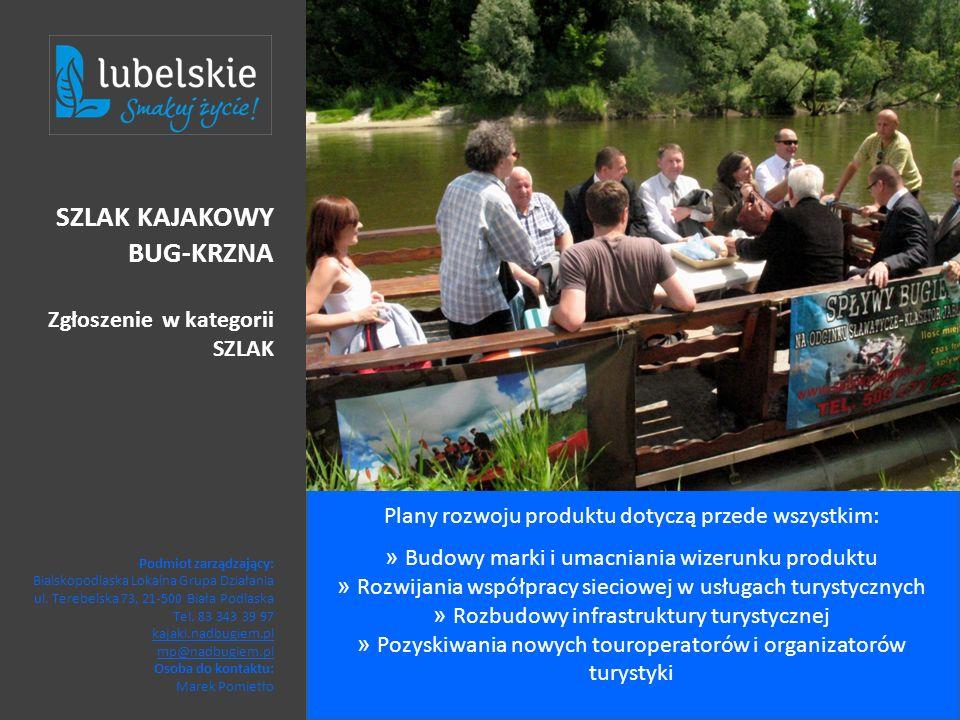 Plany rozwoju produktu dotyczą przede wszystkim: » Budowy marki i umacniania wizerunku produktu » Rozwijania współpracy sieciowej w usługach turystycz