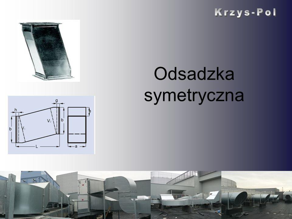 Odsadzka symetryczna