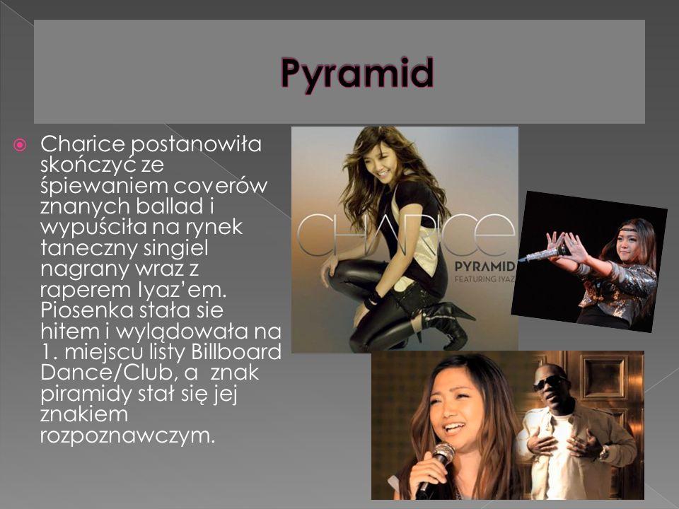 Charice postanowiła skończyć ze śpiewaniem coverów znanych ballad i wypuściła na rynek taneczny singiel nagrany wraz z raperem Iyazem.