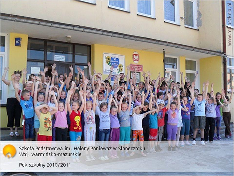 Szkoła Podstawowa w Słoneczniku działa od 1946 r.