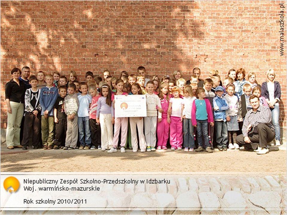 Zespół Szkolno-Przedszkolny funkcjonuje od 1 września 2008 roku.