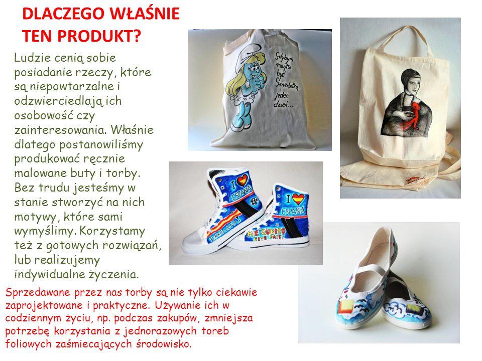 Cechy naszych produktów: Sprzedawane przez nas buty i torby są oczywiście przydatne każdemu w codziennym życiu.