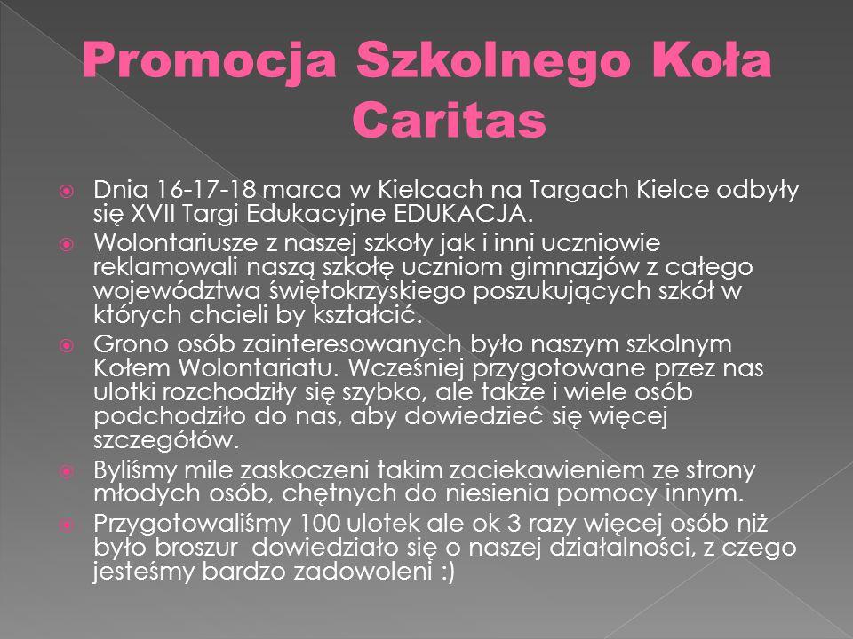 Dnia 16-17-18 marca w Kielcach na Targach Kielce odbyły się XVII Targi Edukacyjne EDUKACJA.