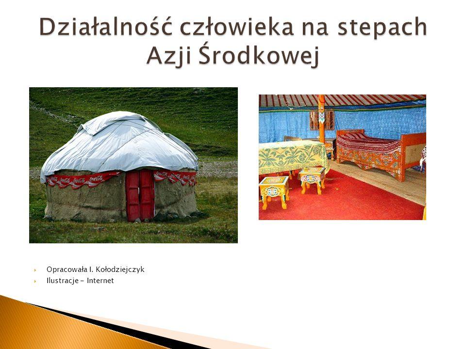 Opracowała I. Kołodziejczyk Ilustracje - Internet