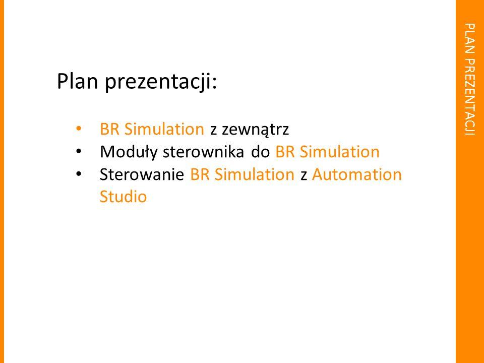 BR SIMULATION Z ZEWNĄTRZ Co oferuje BR Simulation.