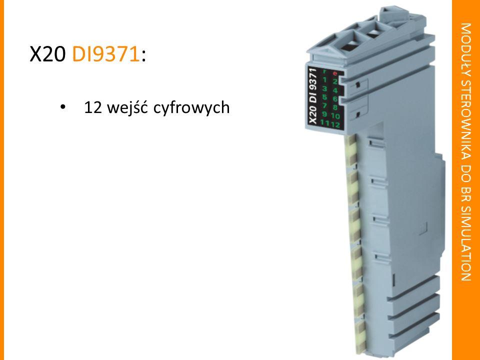 S TEROWANIE BR S IMULATION Z A UTOMATION S TUDIO Konfigurujemy moduł AT4222 tak, by pasował do sensora temperatury w BR Simulation (PT1000, 2 wire)