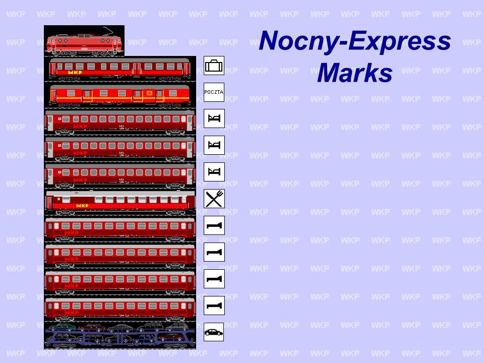 Nocny-Express Marks
