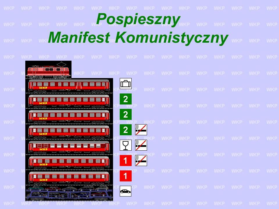 Pospieszny Manifest Komunistyczny