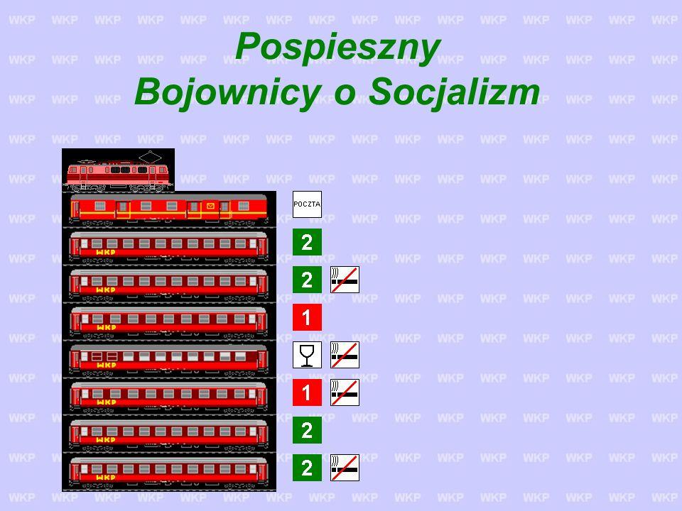Pospieszny Bojownicy o Socjalizm