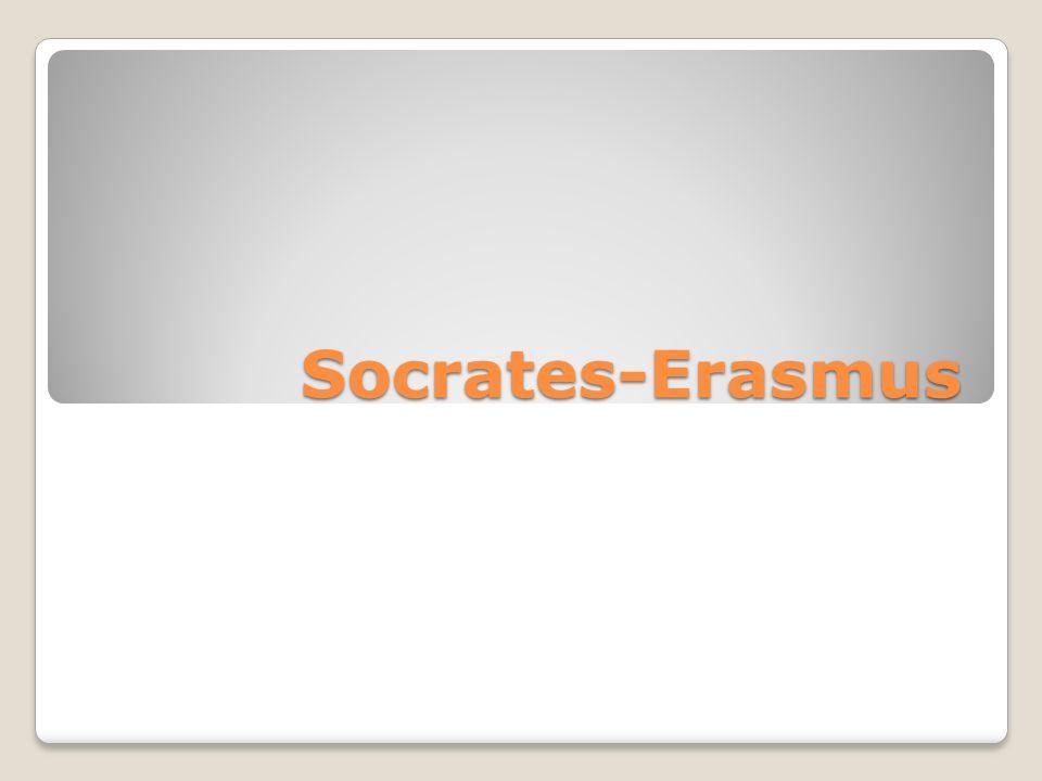 Socrates-Erasmus