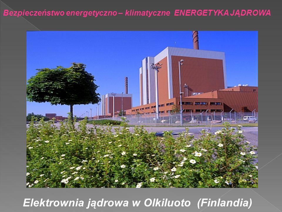 Elektrownia jądrowa w Olkiluoto (Finlandia)