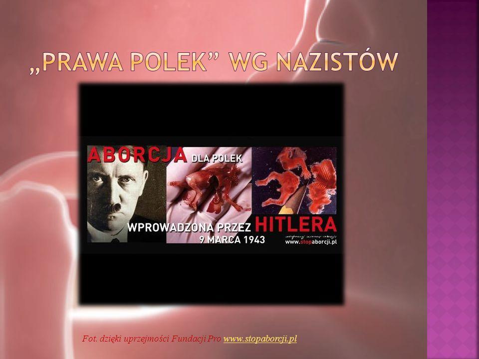 Fot. dzięki uprzejmości Fundacji Pro www.stopaborcji.plwww.stopaborcji.pl
