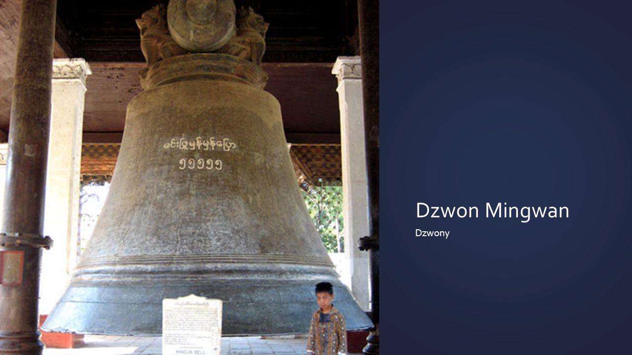 Dzwon Mingwan Dzwony