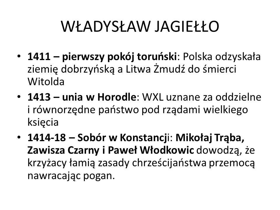 Zygmunt August – ostatni Jagiellon 1569 – unia lubelska – realna – połączenie Polski i Litwy w RP Obojga Narodów