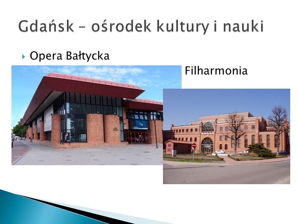 Opera Bałtycka Filharmonia