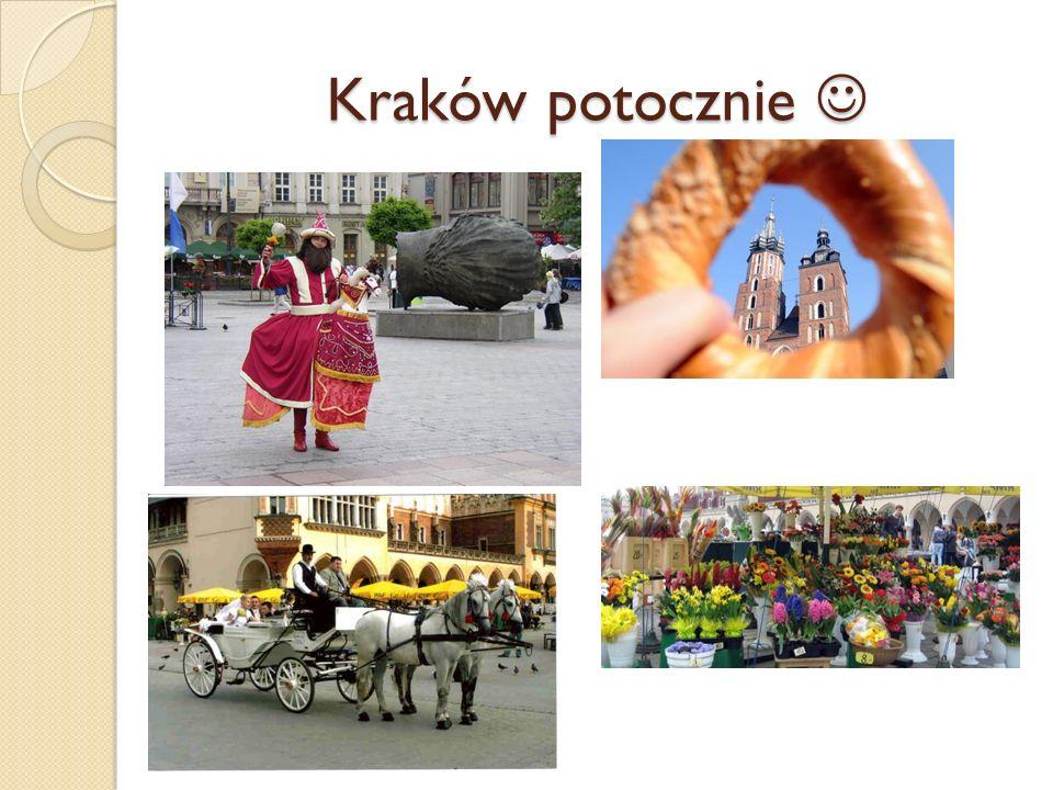 Kraków potocznie Kraków potocznie