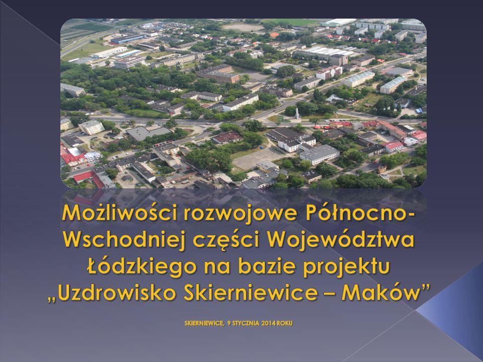 Powiaty i gminy województwa łódzkiego Powiaty i gminy województwa łódzkiego