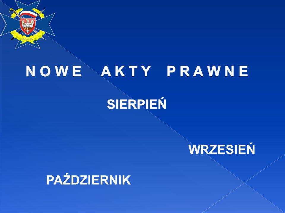 Rozporządzenie Rady Ministrów z dnia 16 lipca 2012 r.