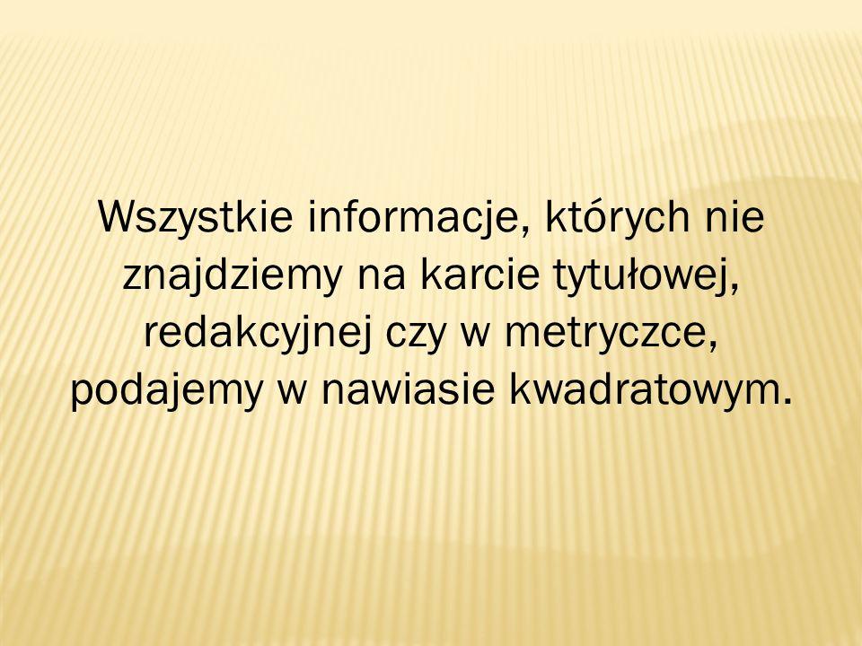 Przykład: Pieczyński Adam, Rtęć ratuje czy truje, rozm.