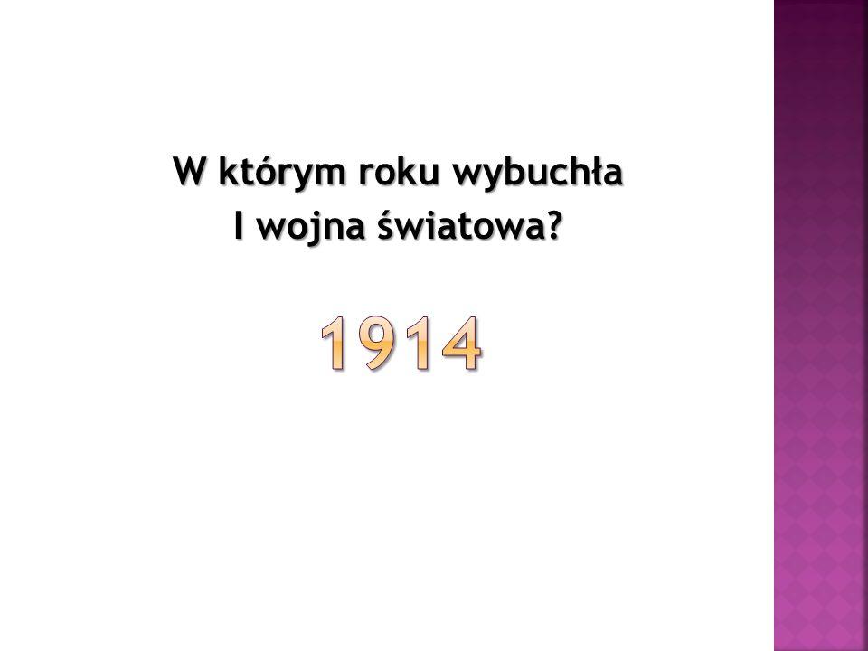 Rok 1701 to wiek…